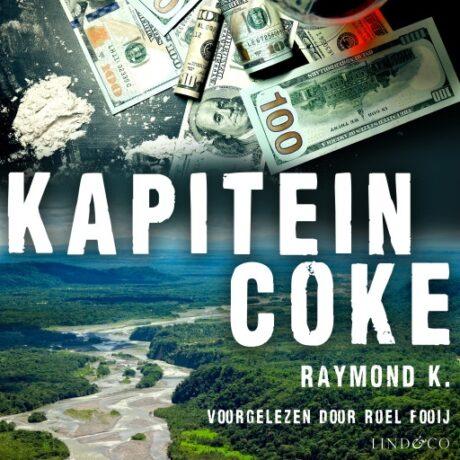 Audioboek Kapitein Coke