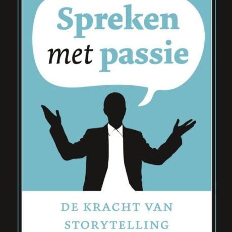 Audioboek Spreken met passie