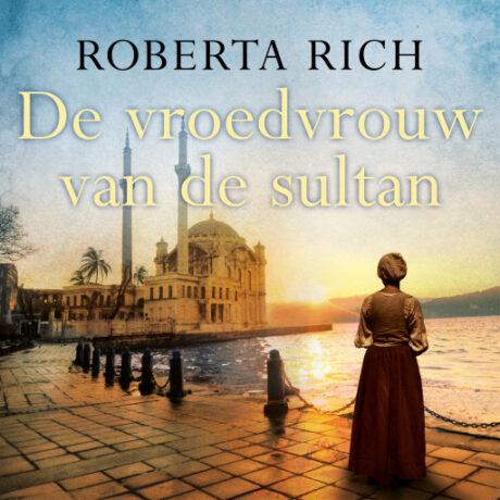 audioboek De vroedvrouw van de sultan