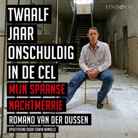 audioboek Twaalf jaar onschuldig in de cel