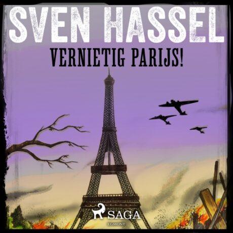 audioboek Vernietig Parijs