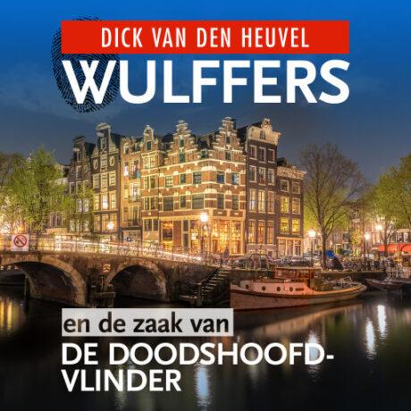 audioboek Wulffers en de zaak van de doodshoofdvlinder