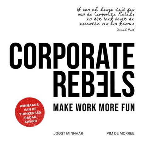 Audioboek Corporate Rebels