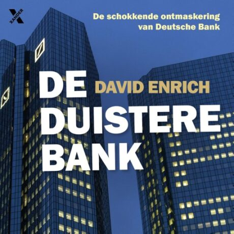 Audioboek De duistere bank