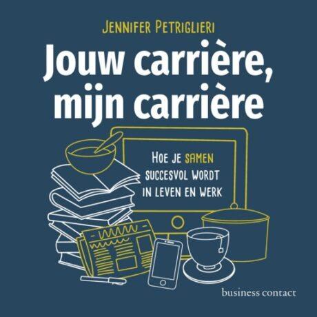 Audioboek Jouw carrière, mijn carrière